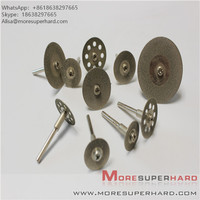 diamond grinding wheel cutting saw blade for lapidary tiles glass granite marble Rotary Tool