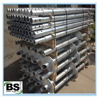 Better Selling Screw Piling China Products of Good Quality
