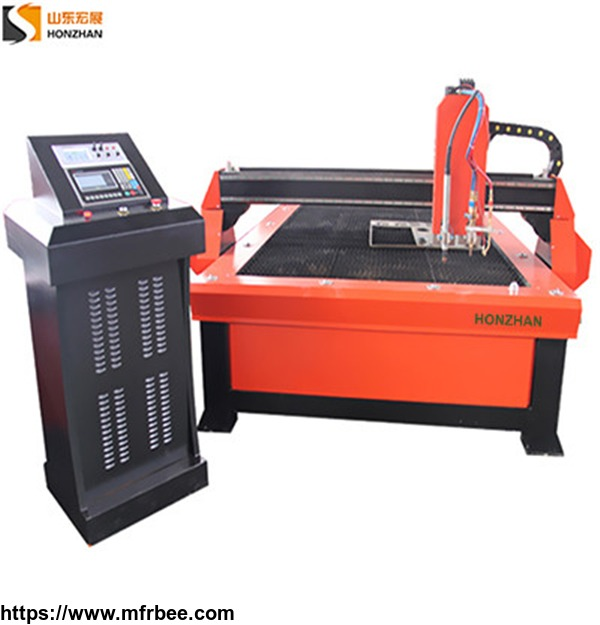Honzhan HZ-P1325F P1530F Plasma and Flame Cutting Machine for metal, steel