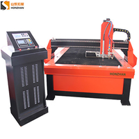 more images of Honzhan HZ-P1325F P1530F Plasma and Flame Cutting Machine for metal, steel
