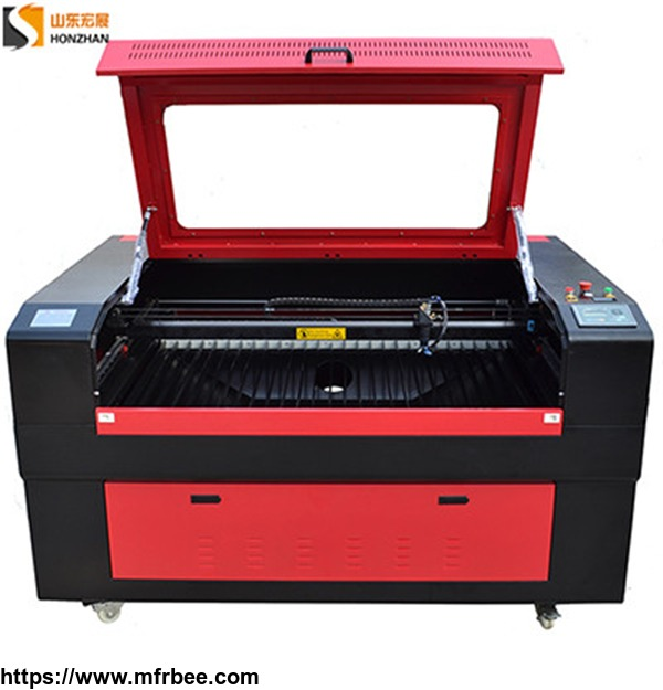 Honzhan HZ-1390 Laser Engraving and Cutting Machine 1300*900mm, Acrylic Advertising Signs Making machine