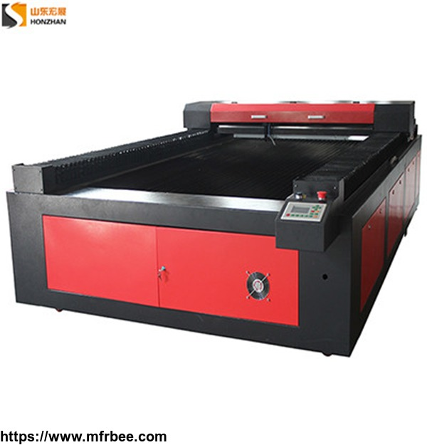 Honzhan HZ-1325 Laser Engraving Cutting Machine 1300*2500mm for Wood Acrylic Plastic