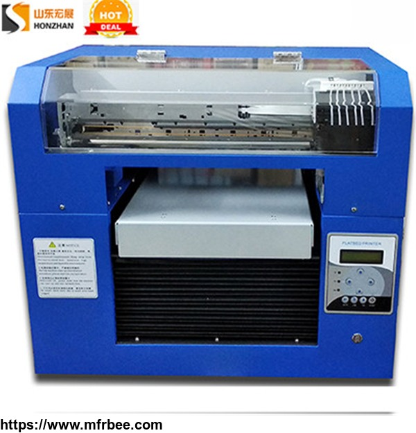 Honzhan HZ-DTGA3-6C T-shirt printer, Direct to Garment Printer with Epson Printhead