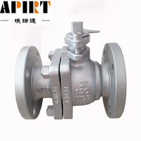 hot sale API 2inch cast steel A216 WCB ball valve Class150