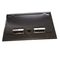 waterproof electrical floor box