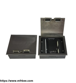 Fangsheng electrical floor box 117
