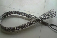Cable socks Cable wire rope pulling grip Wire rope sock wire mesh grips