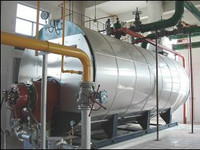 Oil & Gas Fired Steam & Hot Water Boiler