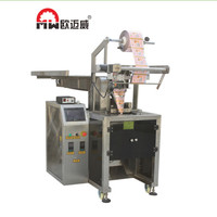 high speed cheap price multi function manual plastic bag packing machine