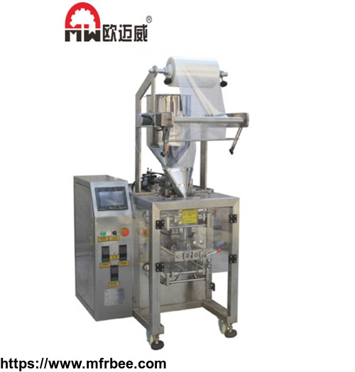 China Tomato ketchup sauce small sachet automatic packing machine manufacture