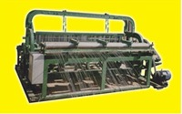 more images of Crimped wire mesh machine