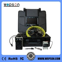more images of 9 inch LCD monitor WPS-910DNLC waterproof inspection video camera