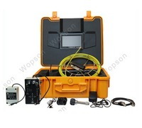 5mm cable handheld video sewer inspection camera