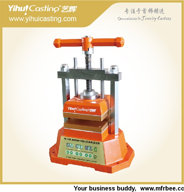 rubber_mould_vulcanizer
