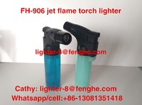 jet flame wind proof torch lighter BBQ FH-906