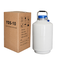 YDS-10 Small liquid nitrogen container for storage