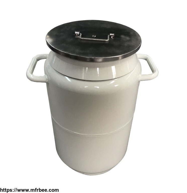 YDS-10 ISO liquid nitrogen container/dewar/tank for storing semen and embryo