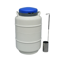 laboratory equipment 15L liquid nitrogen dewar
