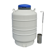 Factory Hot Sale 50L Liquid Nitrogen Aluminum Dewars