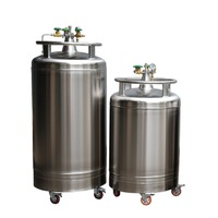 150KG weight and 300L capacity stainless steel supply cylinder