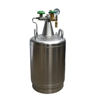 High quality YDZ series cryogenic container for storage and lab used