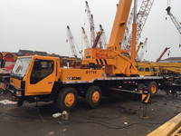 XCMG Brand 70ton QY70K Used Truck Crane for sale