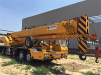 GT550E 50 Ton Used Tadano Truck Crane 55 Ton From JAPAN