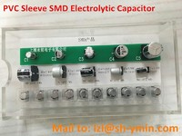 PVC Sleeve SMD aluminum electrolytic capacitor for Power Supply