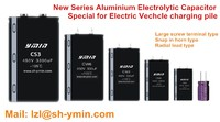 Electric Vehicle Charging pile used aluminum electrolytic capacitor
