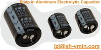 YMIN Snap-in Horn Type Aluminum electrolytic capacitor 630V for power supply