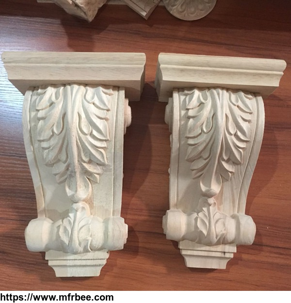 home_decoration_factory_supplier_antique_wood_carving_corbels