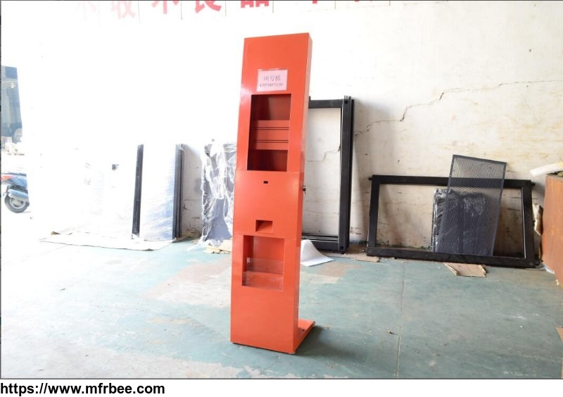 China stainless steel high-tech wireless queuing machine manufacturer