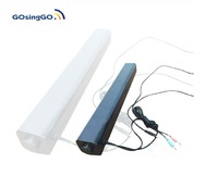 New Popular Hot Bluetooth Mini / Portable Sound bar for PC