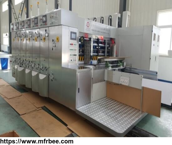 yong_li_qi_high_speed_4_color_corrugate_carton_high_resolution_water_ink_printer_with_varnisher_and_die_cutter_machinery