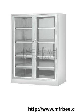 HQ-1046 Stainless steel instrument cabinet educational equipment laboratory