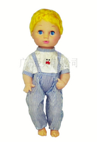 HQ-50055 Doll educational toy kid baby child wooden plastic soft funny