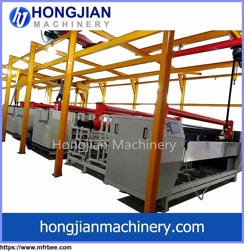 automatic_gravure_electroplating_production_line