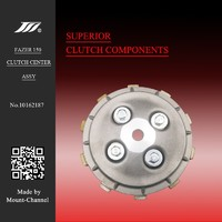 motorcycle engine parts fazer150  clutch center assemblywith high quality