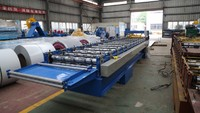 YX23-845 Metal Roof Panel Roll Forming Machine