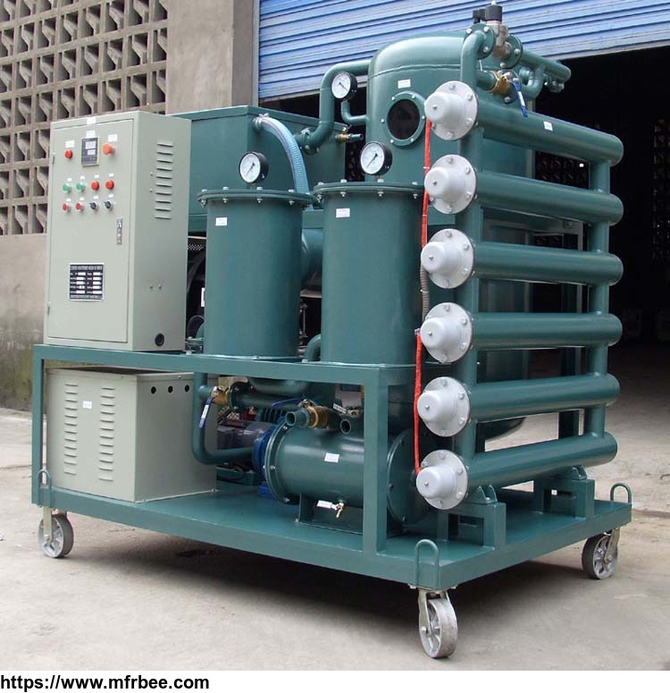 Hydraulic Oil Recycling Filter Machine