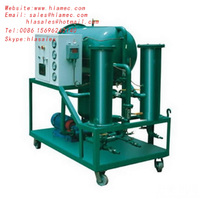 Waste Diesel Fuel Oil Filtration Systems