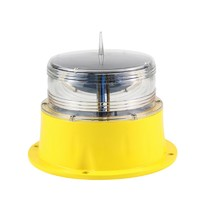 high efficiency solar powered marine navigation light for sale