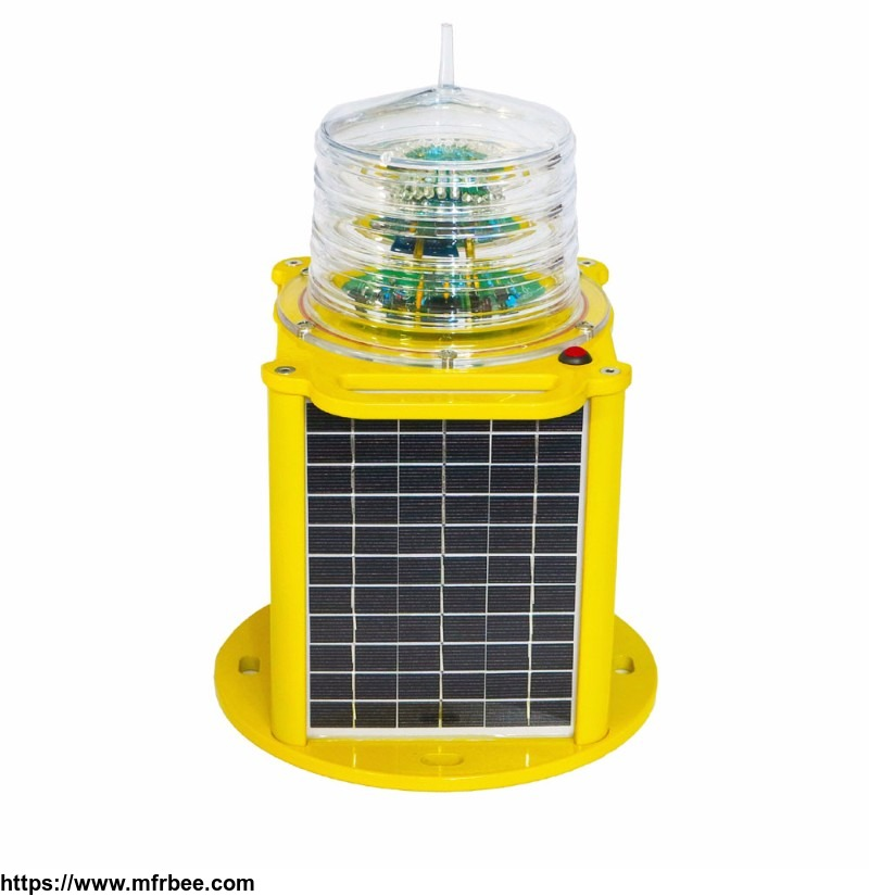 IALA GPS positioning and Remote monitoring visibility 6nm solar buoy light / Aids to navigation