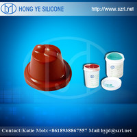 Liquid Pad Printing Silicone Rubber for printing head