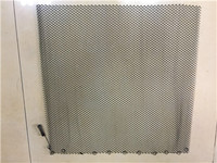 Direct sale black stainless steel wire mesh manufacturer