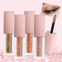 high quality Magnificent Metals Glitter Glow Liquid Eye shadow