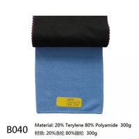 B040 Lens Cloth(3M cloth) China Glasses Pouch Manufacturer