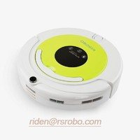 2017 super thin intelligent cleaning robot rsrobo vacuum cleaner and intelligent sweeping robot