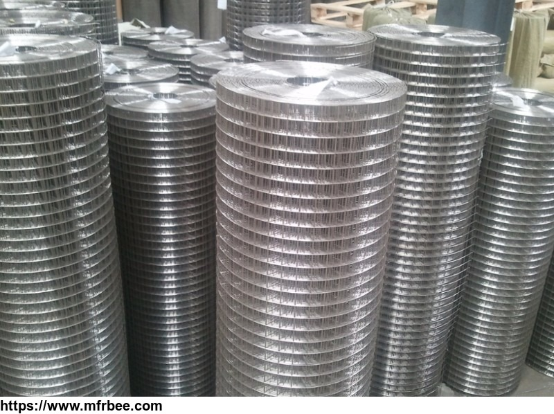 good_welding_point_firm_structure_stainless_steel_welded_wire_mesh
