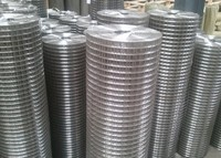 good welding point firm structure stainless steel welded wire mesh